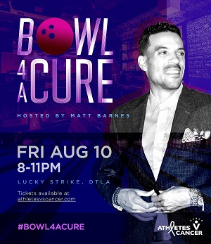 Bowl4ACure Event Flyer