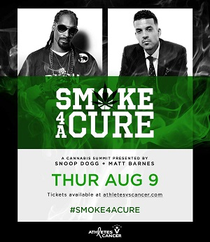 Smoke4ACure Event Flyer